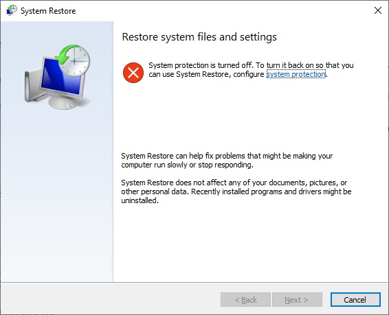 System Restore - 'Turn on System Restore' is Greyed Out-system-restore-turned-off.jpg