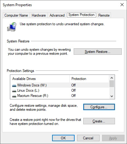 System Restore - 'Turn on System Restore' is Greyed Out-system-protection-off.jpg