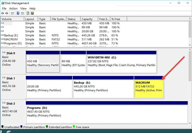 FYI: Setup Macrium Rescue to boot from an Internal/External USB HD/SSD-bootmacriumfromhd.jpg