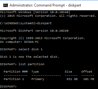 """Windows 10 wrongly labels my secondary HDD as """"System"""" in backup-untitled.png"""