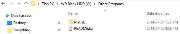 "Windows 10 wrongly labels my secondary HDD as ""System"" in backup-untitled2.png"