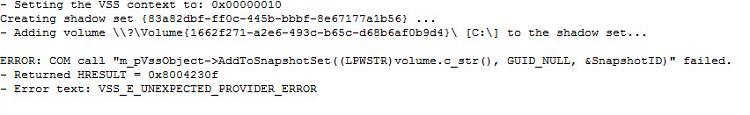 Click image for larger version.  Name:VSS_Log_Short.jpg Views:1 Size:56.5 KB ID:98257