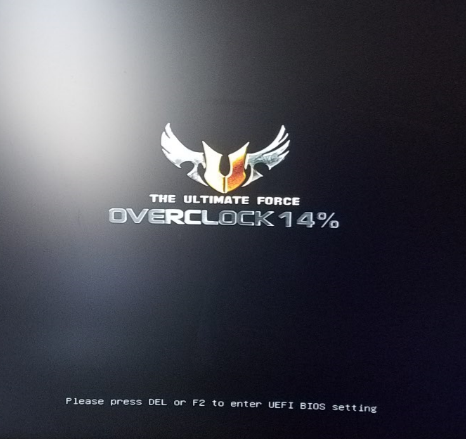 Click image for larger version.  Name:Boot screen.PNG Views:23 Size:255.7 KB ID:120980