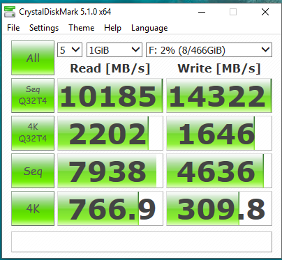 Samsung 850 EVO 500GB Rapid Mode enabled.PNG