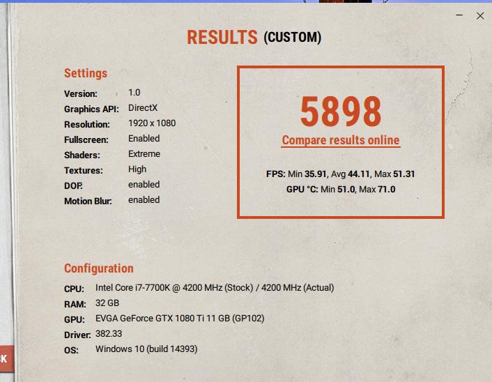 Unigine Superposition - Page 26 - Windows 10 Forums
