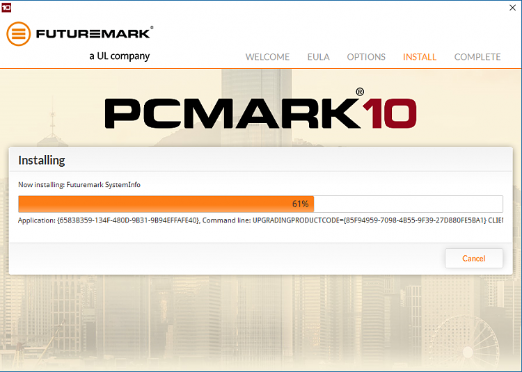 Click image for larger version.  Name:PCMark 10 stuck at 61.PNG Views:0 Size:251.5 KB ID:141167