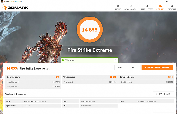 Click image for larger version.  Name:Fire Strike Extreme 14855.png Views:1 Size:546.4 KB ID:171600