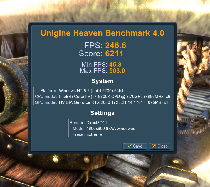 Heaven Benchmark - Page 129 - Windows 10 Forums