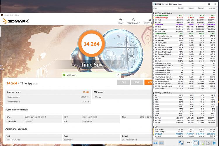 Time Spy - DirectX 12 benchmark test - Page 156 - Windows 10 Forums