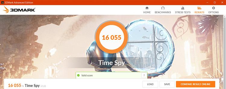 Time Spy - DirectX 12 benchmark test - Page 161 - Windows 10 Forums