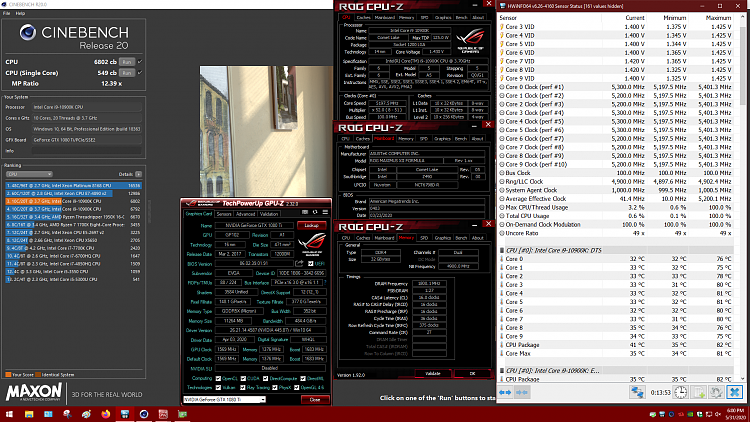 Cinebench Leaderboard-10900k-r20-6802-549-core-usage-5.4-avx-2.png