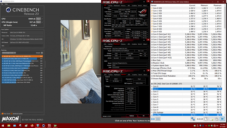 Cinebench Leaderboard-10900k-r20-6949-5.3-5.0-cache-bycore-usage-avx-0.png