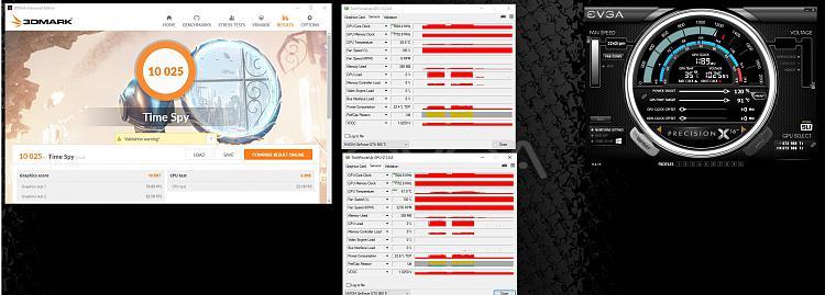 Click image for larger version.  Name:TimeSpy SLI Baseline 10025.JPG Views:9 Size:366.7 KB ID:90202