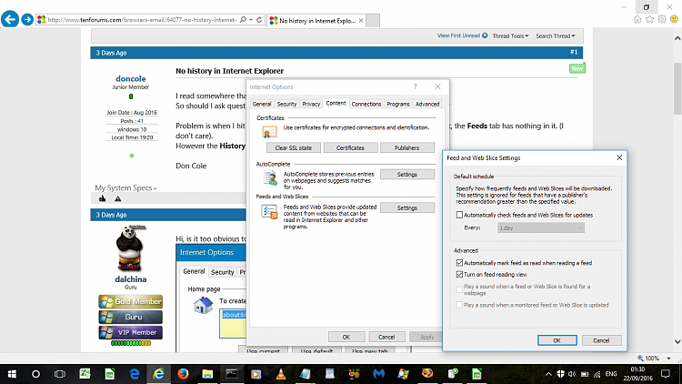 Location of Internet Explorer 11 Data - Browser Forensics ...