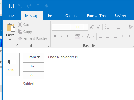 Outlook 365 forcing email account selection from multiple accounts-capture.png