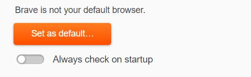 how do i set brave browser as default ?-000161.png