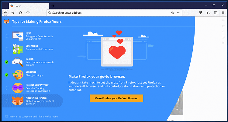 Firefox Photon Firefox 57 - Windows 10 Forums
