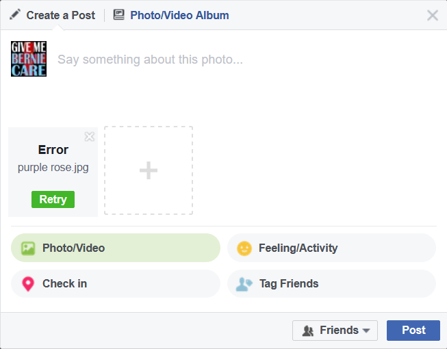 FB can't post photos.PNG