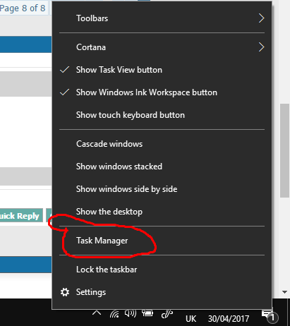 Youtube fullscreen shows taskbar (Chrome) - Page 8 - Windows 10 Forums