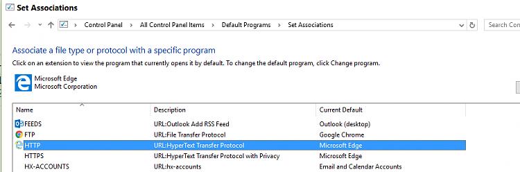 Outlook hyperlinks not working in windows 10   Hyperlinks not