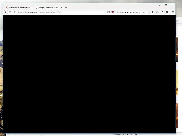 Firefox black screen enough is enough  - Windows 10 Forums