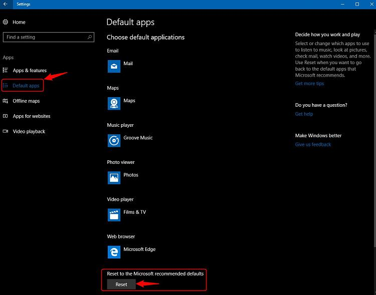 update 1703 (Creators Editiion) stopped Hub in Edge working Surface P3-reset.jpg
