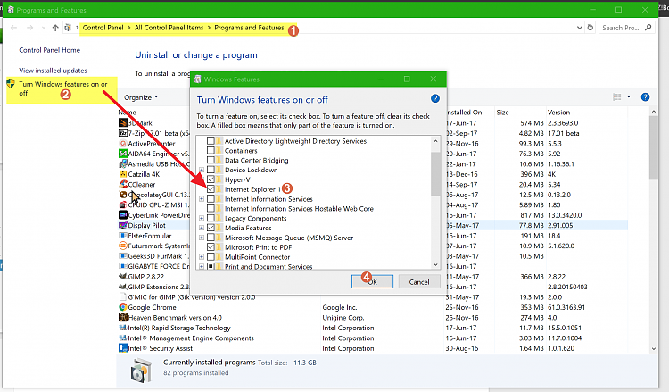 windows 7 wont launch programs