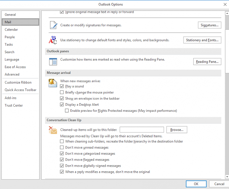 Outlook New E-mail Icon doesn't show in Systray (Notification Area)-mail.png