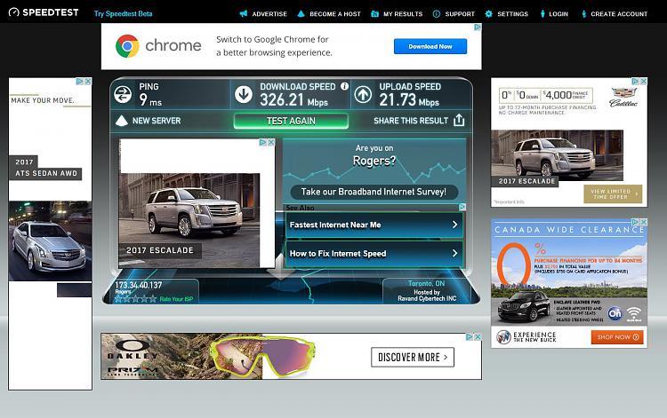 Click image for larger version.  Name:Speedtest Result.JPG Views:1 Size:172.8 KB ID:155430