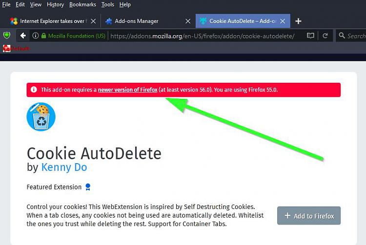 Click image for larger version.  Name:Cookie AutoDelete – Add-ons for Firefox - Basilisk.jpg Views:1 Size:56.5 KB ID:175636