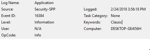 there is no email program associated to perform the requested action-event-viewer.png