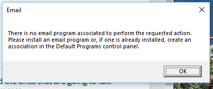 there is no email program associated to perform the requested action-error.png