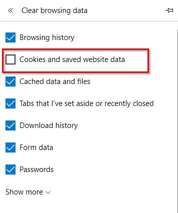 Click image for larger version.  Name:Microsoft Edge Cookies.jpg Views:38 Size:20.1 KB ID:180364