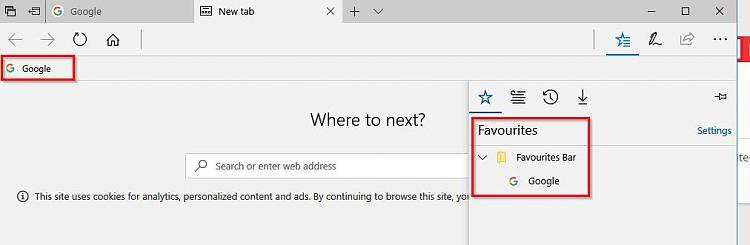 Click image for larger version.  Name:Microsoft Edge Favorites.jpg Views:1 Size:32.7 KB ID:182364