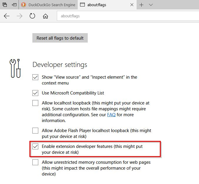 Set new tab to open a specifc page - Page 2 - Windows 10 Forums