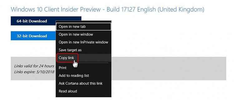 resume downloads with edge