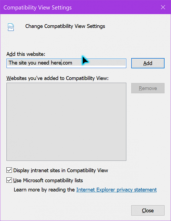 How to downgrade IE11 version - Windows 10 Forums