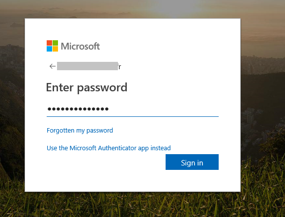 how do i find my microsoft edge password