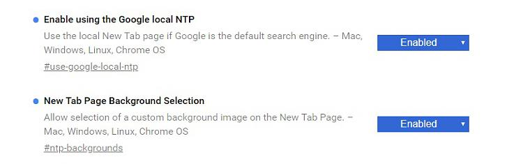 Latest Google Chrome released for Windows-ntp.jpg