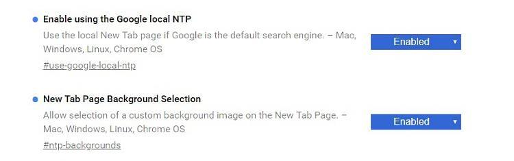 Latest Google Chrome released for Windows-ntp.jpg
