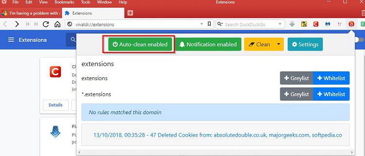 I'm having a problem with chrome-cookie-autodelete.jpg