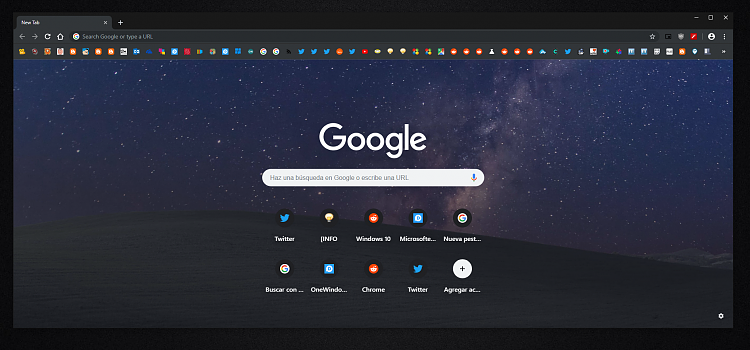 Latest Google Chrome released for Windows-search-bar-chrome-bef-trim.png