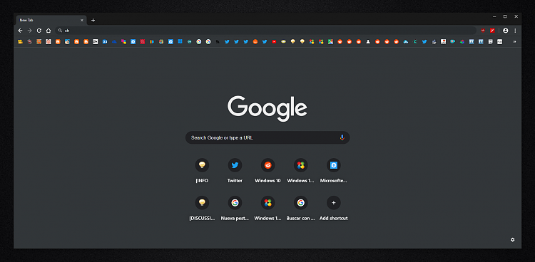 Latest Google Chrome released for Windows-search-bar-chrome-22-trim.png