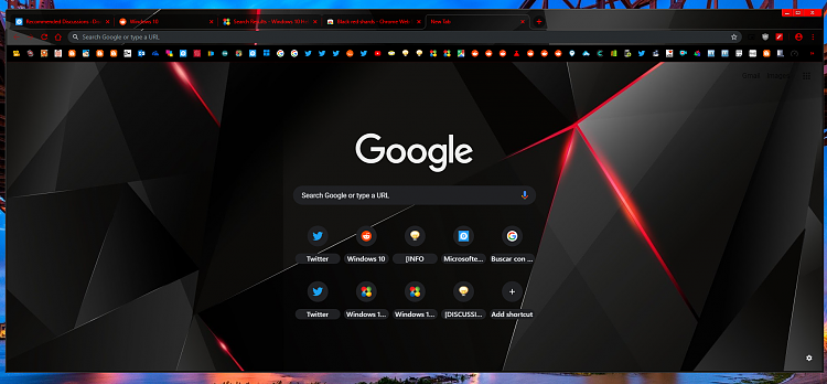 Latest Google Chrome released for Windows-black-red.png