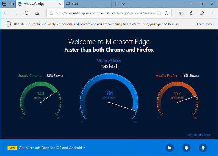 What is the fastest browser to use with windows 10? - Windows 10 Forums