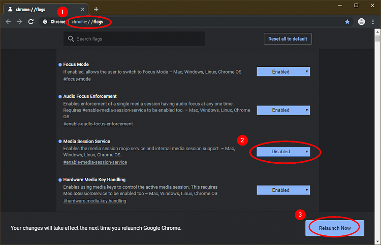 Chrome Volume Control Solved - Windows 10 Forums
