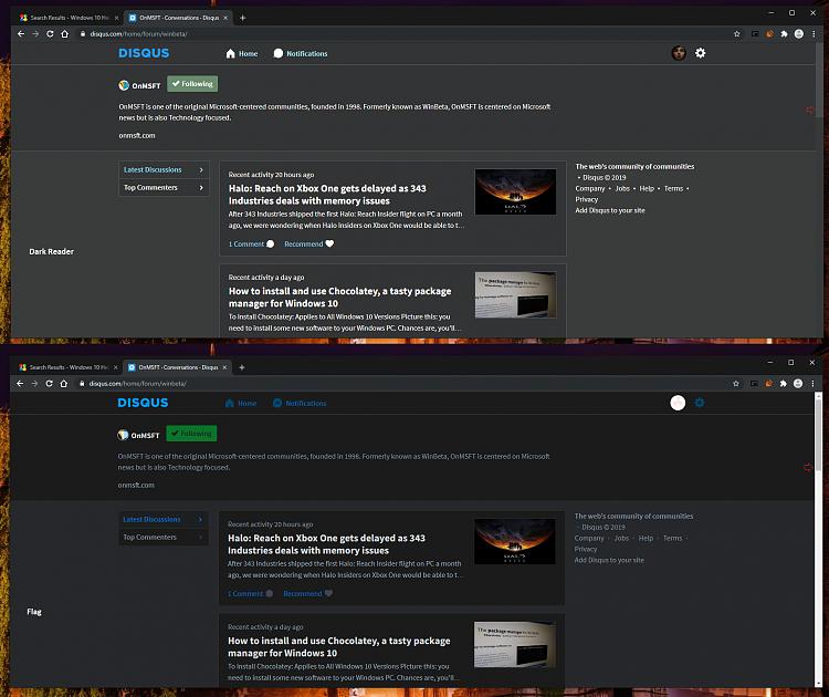 Latest Google Chrome released for Windows-drakreader-flag.png