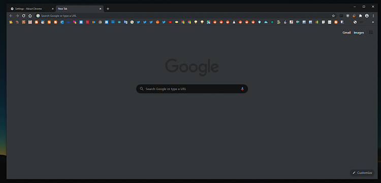 Latest Google Chrome released for Windows-ntp-canary.png