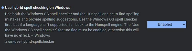Latest Google Chrome released for Windows-spell-flag.png