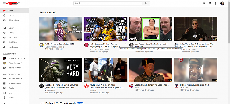 My Youtube Display Vs. My Mother's-youtube-shot.png